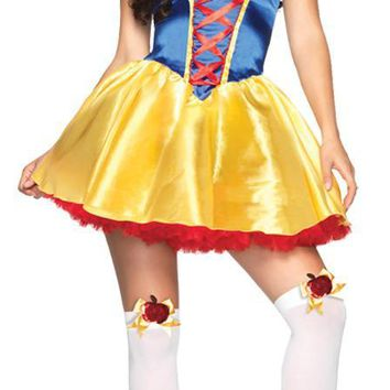 Snow White Fairytale 2 Pc Costume