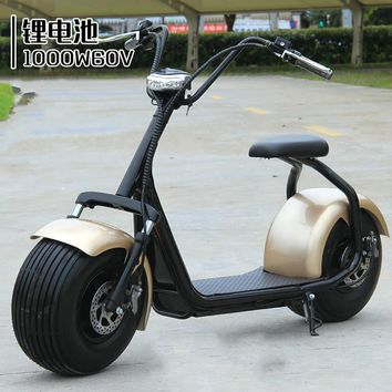 60V Lithium Electric eBike Bicycle