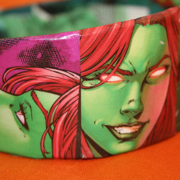 Miss Martian ComicBand Comic Book Headband by ComicBands on Etsy