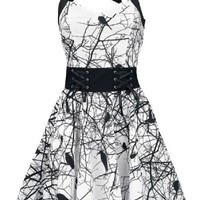 Poizen Industries | Nevermore Dress - Tragic Beautiful buy online from Australia