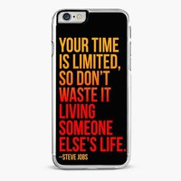 Steve Jobs iPhone 7 Plus Case