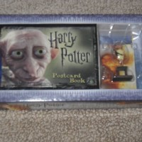 Harry Potter Postcard Book with Limited Edition Dobby Figure