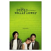 The Perks of Being a Wallflower Large Poster> Perks of Being a Wallflower Posters> Perks of Being a Wallflower