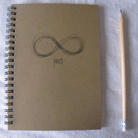 Forever Young (Infinity collection) - 5 x 7 journal