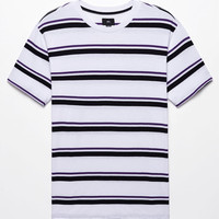 OBEY Graham Striped T-Shirt at PacSun.com