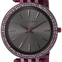 DCCK2JE Michael Kors Watches Darci Three-Hand Watch
