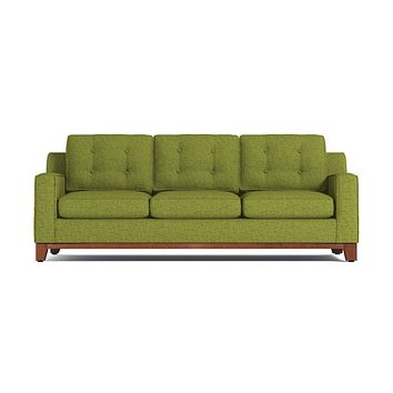 Brentwood Sofa in GREEN APPLE