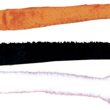 costume kit: cat tail - furry | gold Case of 2