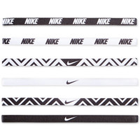 Nike 6-Pk. Active Mini Printed Headband Set - Women - Macy's