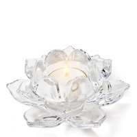 "Product: 5""W - Ornate Rose Tealight Candle Holder -"