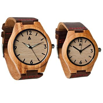 Couples Wooden Watches // Nova