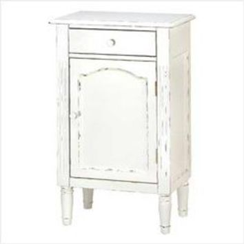 Graceful Antiqued Cabinet (pack of 1 EA)