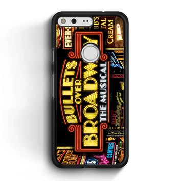 Broadway Musical Light Google Pixel Case
