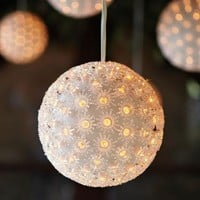 PLANETARY STRING LIGHTS        -                New Online Arrivals        -                Furniture & Decor                    | Robert Redford's Sundance Catalog