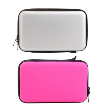 New Arrive EVA Skin Hard Case Bag Carry Pouch Storage Travel Case Cover For Nintendo 3DS LL Tool Bag