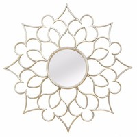 Francesca Wall Mirror-Stratton Home Decor