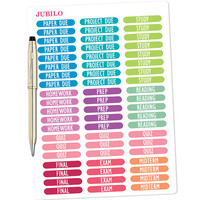 Planner Stickers College Stickers