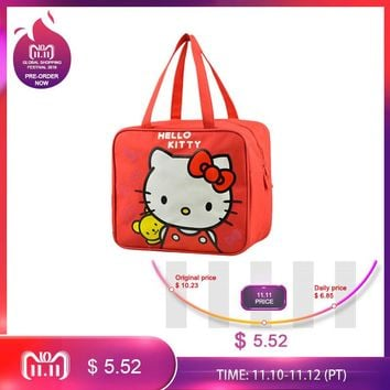 061c6aa95 Mihawk Hello Kitty Cute Lunch Bag Women's Kid's Portable Handbag