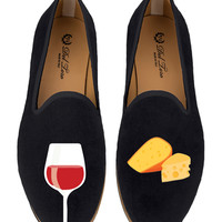 M'O Exclusive:Cheese & Wine Slipper | Moda Operandi