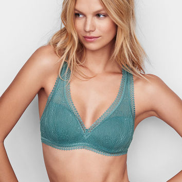 d641a638a5eb7 Lightly Lined Racerback Bralette - The Victoria s Secret Bralette  Collection - Victori