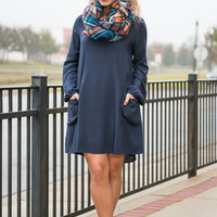 All You Need Tunic, Navy