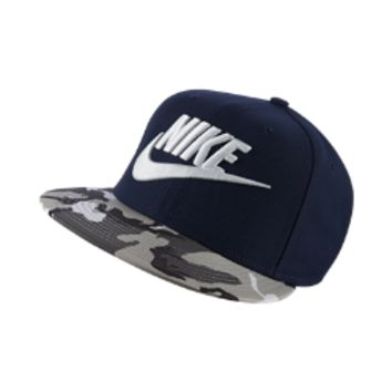 Nike Football Field Generals True Adjustable Hat (Blue)