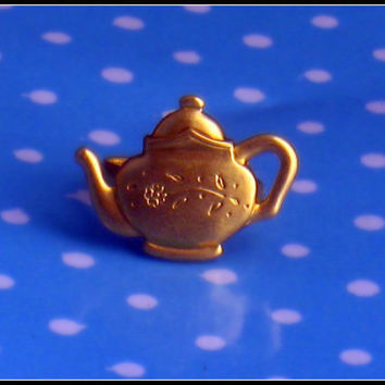 kitsch teapot ring by alapopjewelry