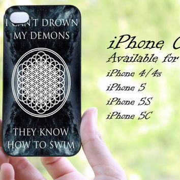 sempiternal Bring Me the Horizon design iphone case for iphone 4 case, iphone 4s case, iphone 5 case, iphone 5s case, iphone 5c case