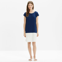 Layout Tunic Dress in Colorblock