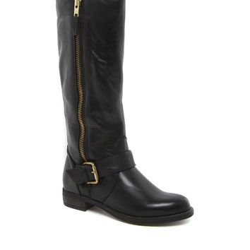 Dune Tammy Leather Riding Boots