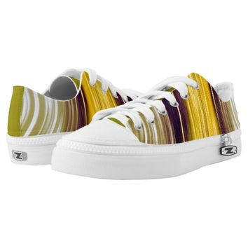 Yellow Moon Driving Dreams Women's Low Top Shoes