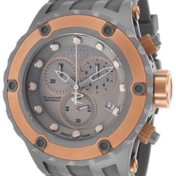 Invicta  52mm Reserve Specialty Subaqua Swiss Shark Chronograph Strap Watch 17217