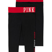 University of Alabama Yoga Crop Legging - PINK - Victoria's Secret