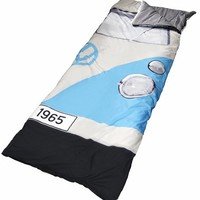 VW Campervan Sleeping Bag : TruffleShuffle.com