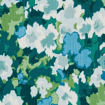 Robert Allen Fabric 260307 Rousham Romp Marrakech Green