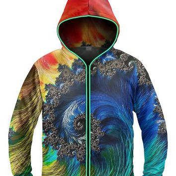 twisted Light Up Hoodie