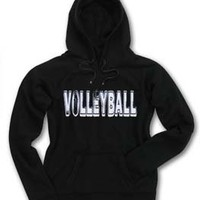 Sports Katz Big Girls Hoodie Volleyball