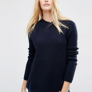 ASOS Jumper in Wool Mix