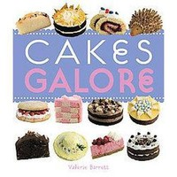 Cakes Galore (Paperback)