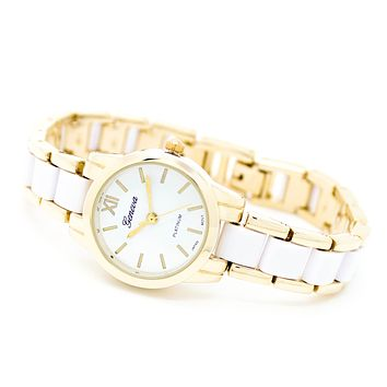 Pastel mini metal watch (3 colors)