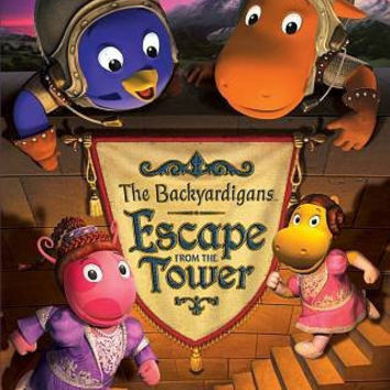 Backyardigans-Escape From The Tower (Dvd)