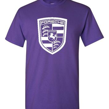 Porsche Purple T-Shirt