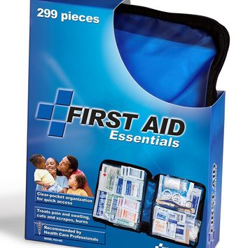 Dorm First Aid Essentials Kit