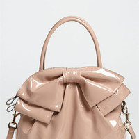 Valentino 'Lacca Bow' Dome Satchel | Nordstrom