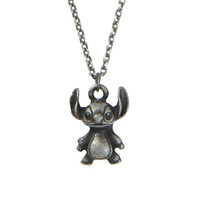 Disney Lilo and Stitch Charm Necklace