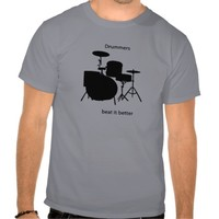 Drummers beat it better