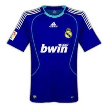 Real Madrid Jersey 2008-2009