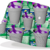 Sippin' Lean & Sprite created by trilogy-anonymous | Print All Over Me