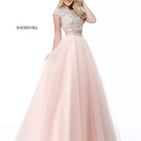 Sherri Hill - 51449 - Prom Dress - Prom Gown - 51449