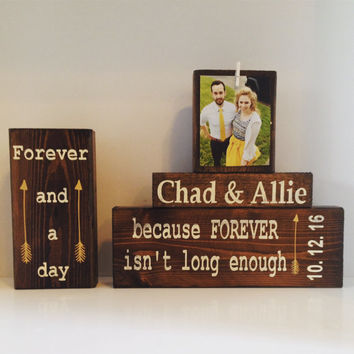 Rustic wooden sign stain wedding gift ideas for couple engagement gift unique gift anniversary gift bridal shower gift wedding present sign
